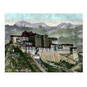 Old Postcard - Lhasa, Tibet.