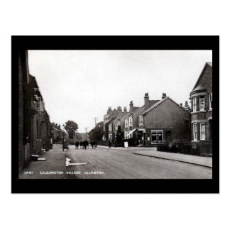 Old Postcard - Lillington, Leamington Spa