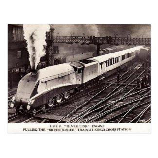 Old Postcard - LNER