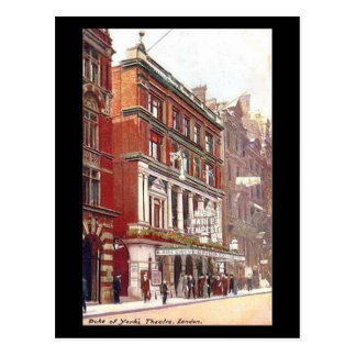 Old Postcard - London, Duke of York's Theatre