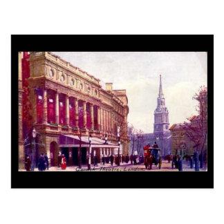 Old Postcard - London, Garrick Theatre