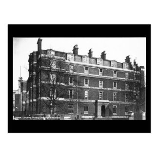 Old Postcard - London Queen Charlotte s Hospital