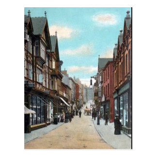 Old Postcard - Lower Hillgate, Stockport