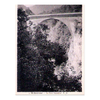 Old Postcard - Luz-St Sauveur, Hautes Pyrenees