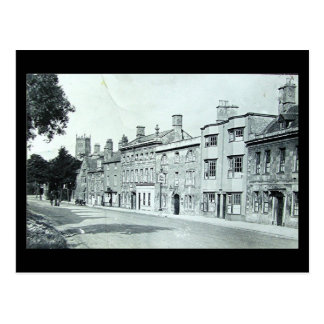 Old Postcard - Lygon Arms, Chipping Campden