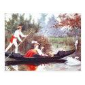 Old Postcard - Marie Corelli - Stratford-upon-Avon