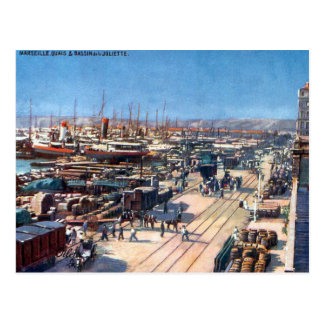 Old Postcard - Marseille