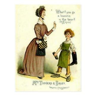 Old Postcard -