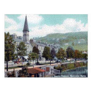 Old Postcard - Matlock Bath, Derbyshire