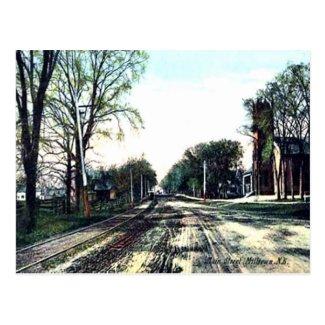 Old Postcard - Milltown, New Brunswick