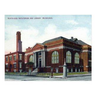 Old Postcard - Milwaukee, Wisconsin, USA
