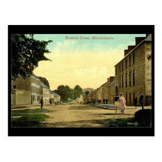 Old Postcard - Mitchelstown, Co Cork