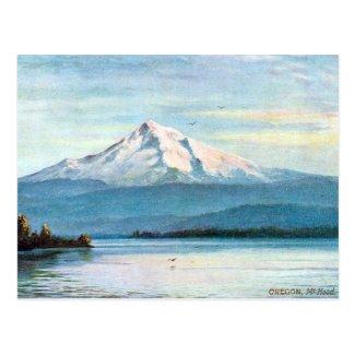 Old Postcard - Mount Hood, Oregon