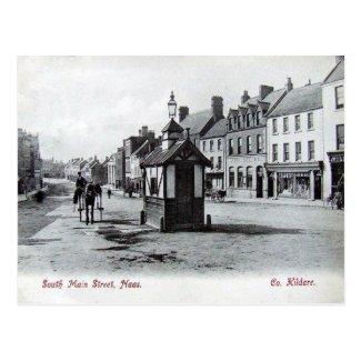 Old Postcard - Naas, Co Kildare
