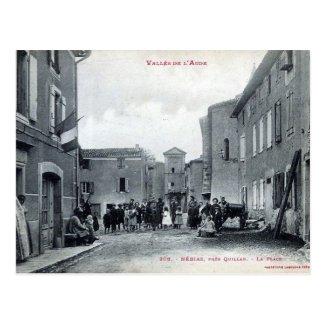 Old Postcard - Nébias, Aude, France