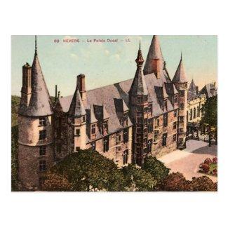 Old Postcard - Nevers, Nièvre, France