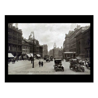 Old Postcard - Newcastle-on-Tyne