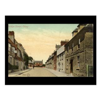 Old Postcard - Olney Buckinghamshire