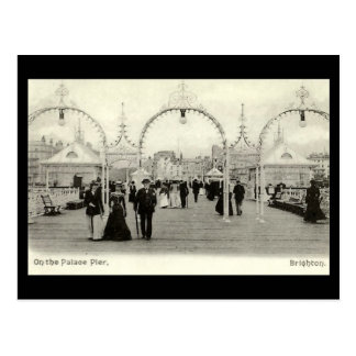 Old Postcard - Palace Pier, Brighton