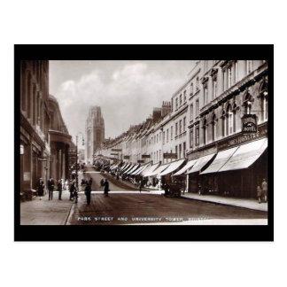 Old Postcard - Park St, Bristol