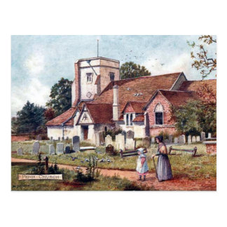 Old Postcard - Penn, Buckinghamshire