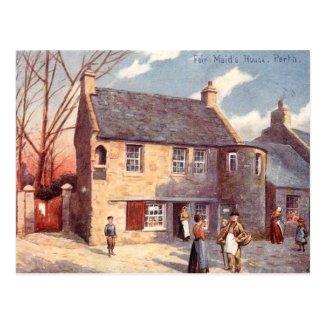 Old Postcard - Perth, Scotland