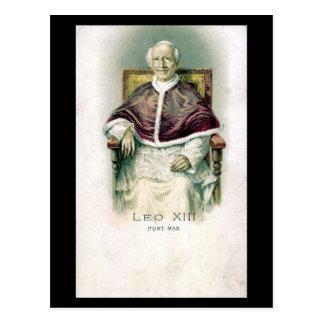 Old Postcard - Pope Leo XIII