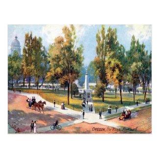 Old Postcard - Portland, Oregon