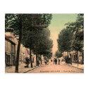 Old Postcard - Pougues-les-Eaux, Nièvre, France