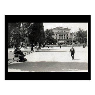 Old Postcard - Poznan Poland