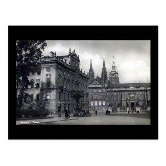 Old Postcard, Prague