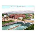 Old Postcard - Reno, Nevada, USA
