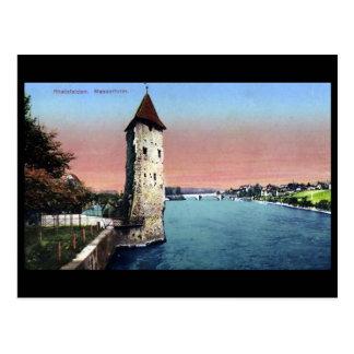 Old Postcard - Rheinfelden, Aargau, Switzerland