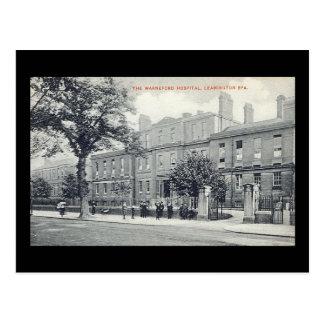 Old Postcard, Royal Leamington Spa Postcard