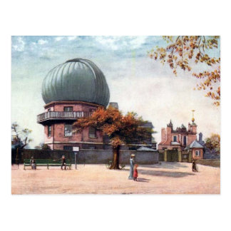 Old Postcard - Royal Observatory, Greenwich