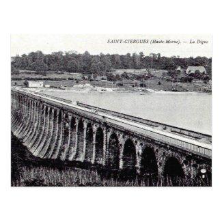 Old Postcard - Saint-Ciergues, Haute Marne