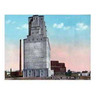 Old Postcard - Saint John, New Brunswick