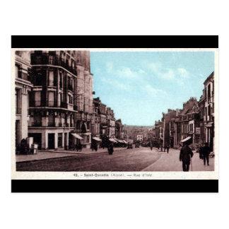 Old Postcard - Saint Quentin, Aisne