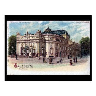Old Postcard - Salzburg, Austria
