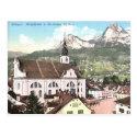 Old Postcard - Schwyz, Switzerland