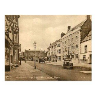 Old Postcard - Shipston-on-Stour, warks