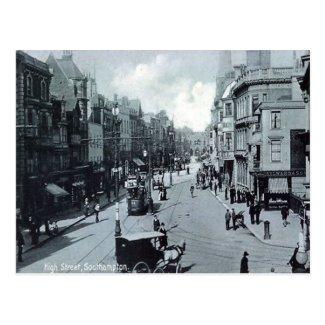 Old Postcard - Southampton, Hampshire