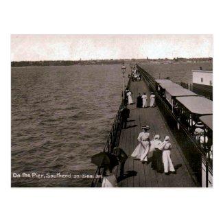 Old Postcard - Southend-on-Sea, Essex