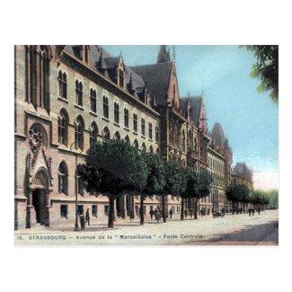 Old Postcard - Strasbourg, France