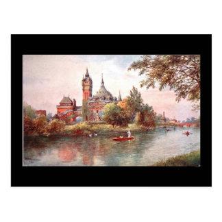 Old Postcard, Stratford-upon-Avon