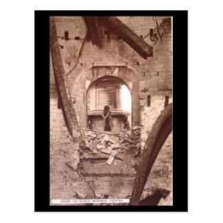 Old Postcard - Stratford-upon-Avon Ruins of Shake