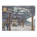 Old Postcard - Tay Bridge Station, Dundee