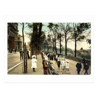 Old Postcard, Template Postcard