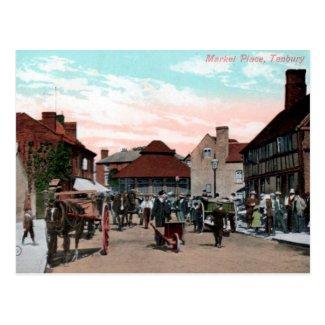 Old Postcard - Tenbury Wells, Worcestershire