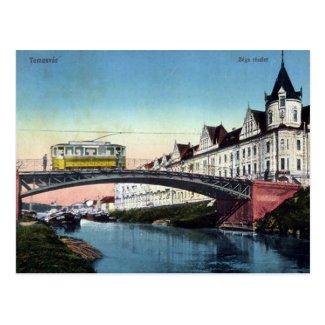 Old Postcard - Timi?oara, Romania